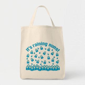 It's Raining Nuns Tote Bag