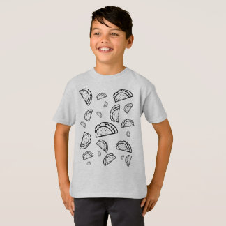 It's Raining Tacos Kid's Shirt