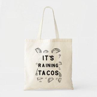 It's Raining Tacos Tote
