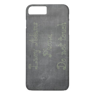 Its real Chalk - Customizable iPhone 7 Plus Case