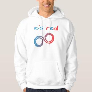 it's real hoodie