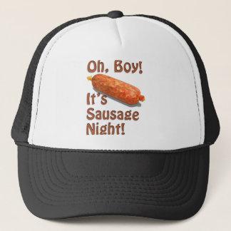 It's Sausage Night! Trucker Hat
