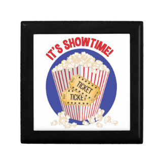Its Showtime Small Square Gift Box