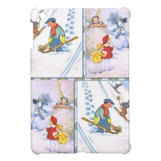 It's snow time iPad mini case