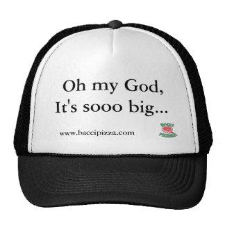 It's sooo big! cap