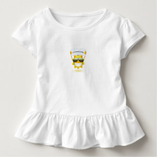 It's Summer Baby Girl Toddle Ruffle T-shirt