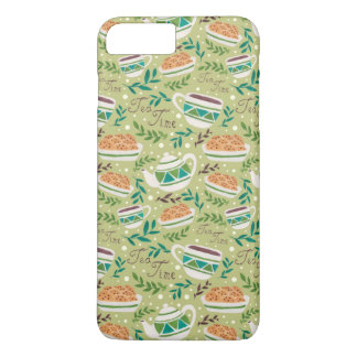 It's Tea Time iPhone 7 Plus Case
