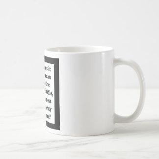 It's The Base, Sir! Coffee Mugs