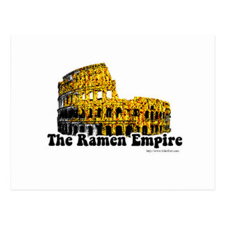 Its The Ramen Empire Postcard
