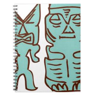 It's Tiki Time! Notebook