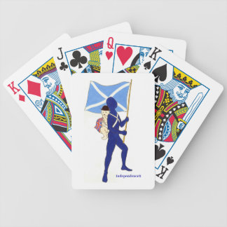 It's Time (to lay that burden down) Playing Cards