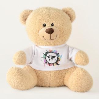 It's travel time teddy bear