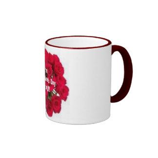 its Valentine's DayBaby!!! Ringer Coffee Mug