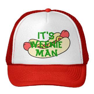 It's Weenie Man! Cap