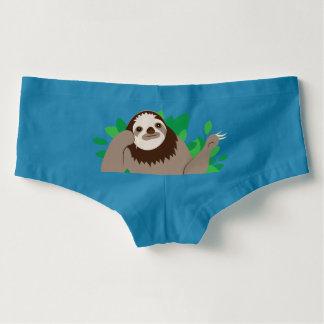 It's Whatever Sloth Boyshorts