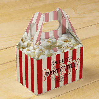 It's Your Custom Party Favors Personalize This! Favour Box