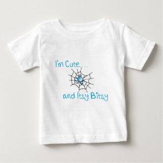Itsy Bitsy Spider Boy Baby T-Shirt