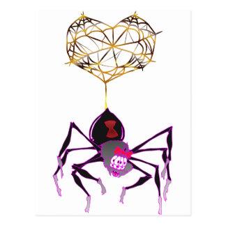 Itsy Bitsy Spider Postcards