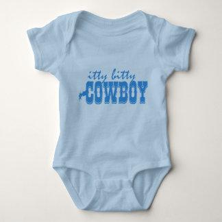 Itty Bitty Cowboy Baby Bodysuit