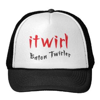 itwirl mesh hats