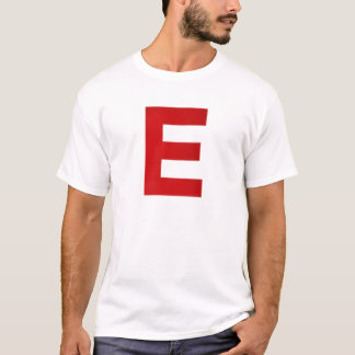 Itz Ethan White And Red T-Shit T-Shirt