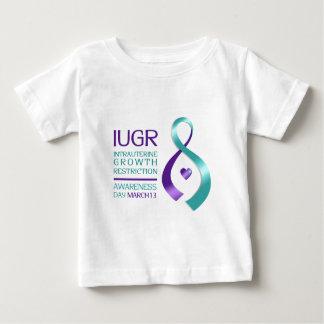 IUGR Awareness Baby T-Shirt