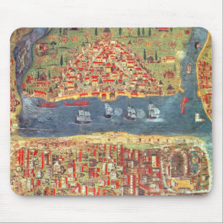 IUK T.5964 View of Istanbul Mouse Pad