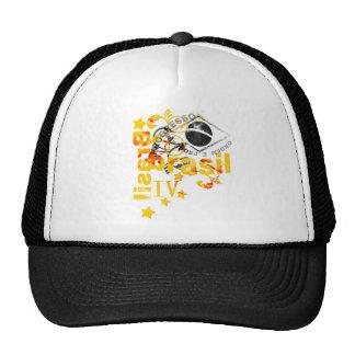 IV Brasil Mesh Hats