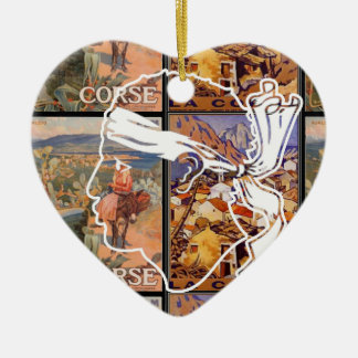 IV - CORSE CHRISTMAS ORNAMENT