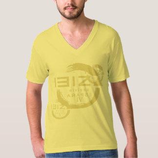 IV - Ibiza Eivissa GIALLA V T-Shirt