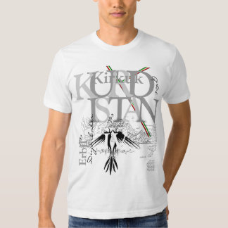 IV Kurdistan - W. Tshirt