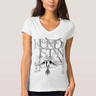 IV Kurdistan - Womens w. T-Shirt