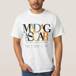 IV Madagascar Tshirts