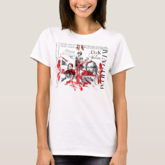 IV United Kingdom Womens T-Shirt