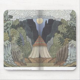 Ivan Bilibin: Sketch for the opera Mouse Mat