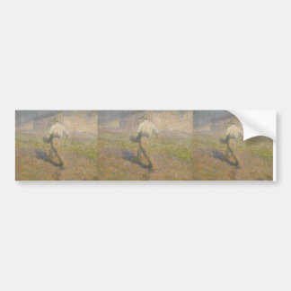 Ivan Grohar: The Sower Bumper Stickers