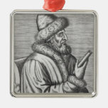 Ivan IV  the Terrible Christmas Ornament