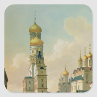 Ivan the Great Bell Tower in the Moscow Square Sticker