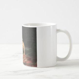 Ivan The Terrible And His Son Basic White Mug