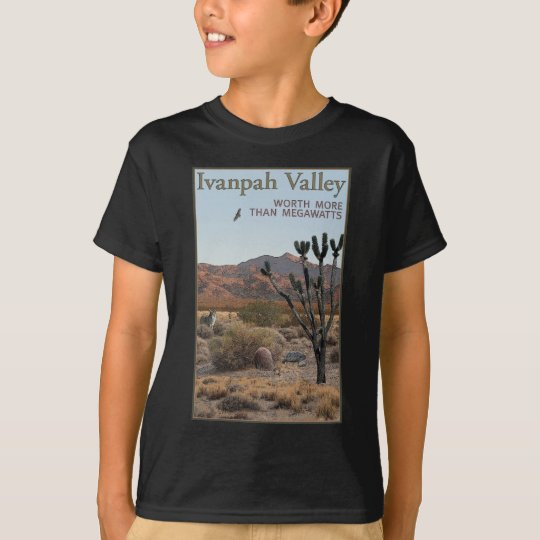 Ivanpah Valley T-Shirt