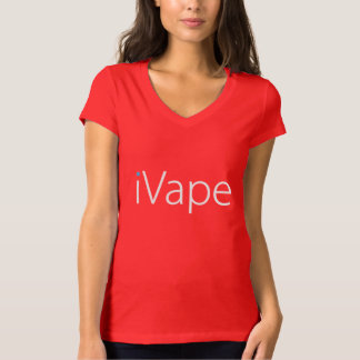 iVape Vaping Electronic Cigarette Fan T-Shirt