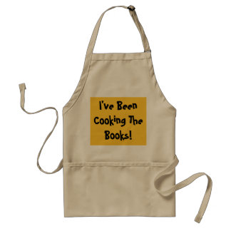 I've Been Cooking The Books - Business Apron