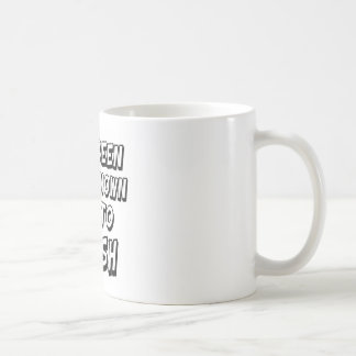 I've Been Known To Flash Funny Coffee Mug