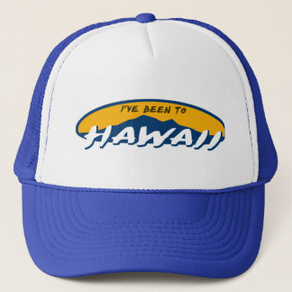 I've Been To Hawaii Trucker Hat