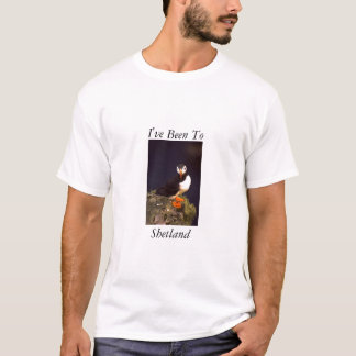 I've Been To, Shetland T-Shirt
