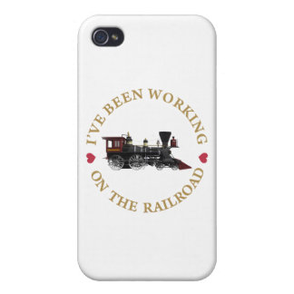I've Been Working On The Railraod iPhone 4/4S Case