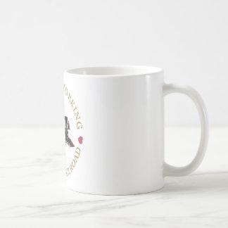 I've Been Working On The Railraod Basic White Mug