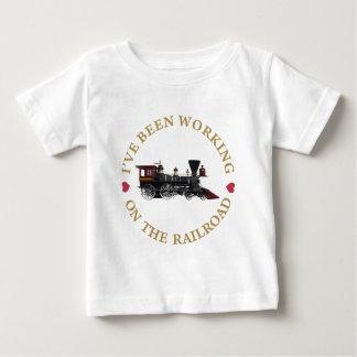 I've Been Working On The Railraod Tee Shirts