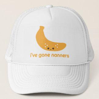 I've Gone Nanners Trucker Hat