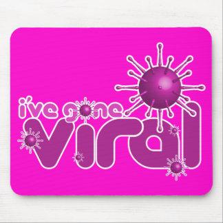 I've Gone Viral Mousepad